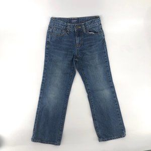 Boys bootcut jeans size 7